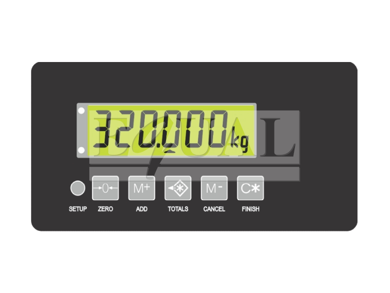 R325 Luggage Weighing Indicator