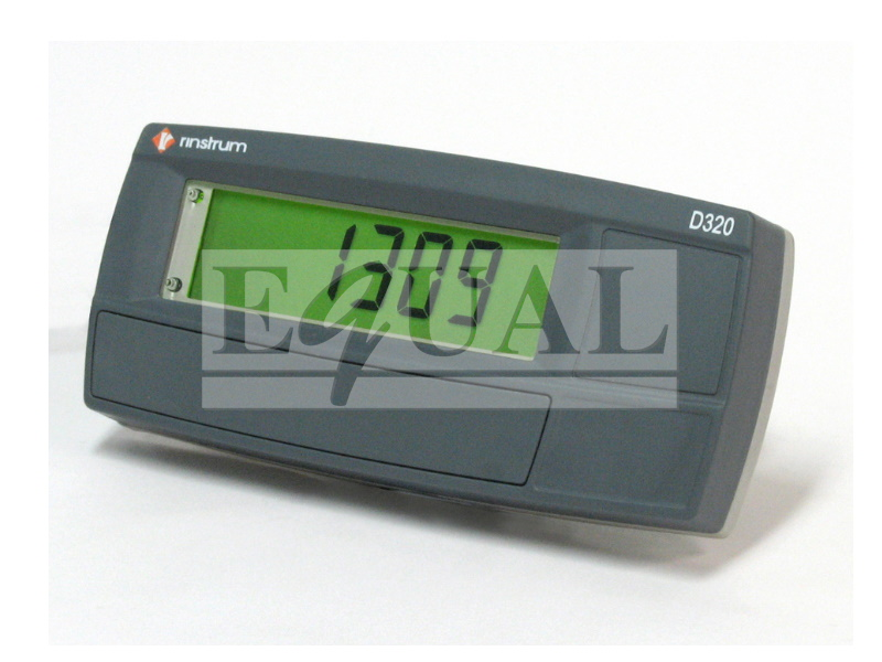 D320 and D323 Remote Displays